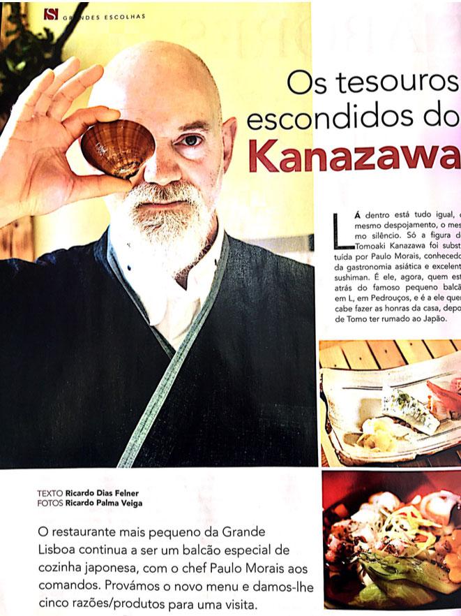 Kanazawa - Vinho Grandes Escolhas